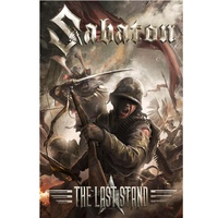 Sabaton The Last Stand Poster Flag