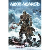 Amon Amarth Jomsviking Poster Flag