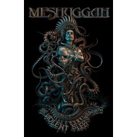 Meshuggah Violent Sleep Of Reason Fabric Poster Flag