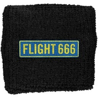 Iron Maiden Flight 666 Wristband