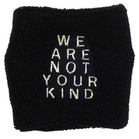 Slipknot We Are Not Your Kind Wristband