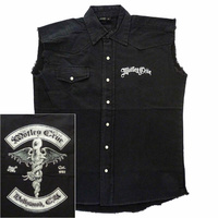 Motley Crue Dr Feelgood Work Shirt