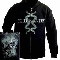 At The Gates Tentacles To Drink Hoodie