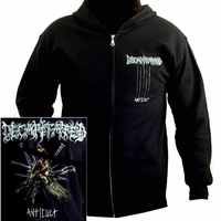 Decapitated Anticult Hoodie