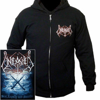 Unleashed Blot, Loyalty & Sacrifice Zip Hoodie