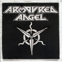 Armoured Angel Triskelion Patch