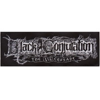 Black Conjuration The Vth Crusade Strip Patch