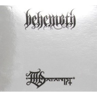 Behemoth The Satanist CD & DVD Limited Edition Prima Pak
