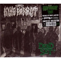King Parrot Dead Set CD & DVD Ltd Ed