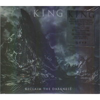 King Reclaim The Darkness CD
