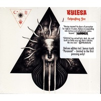 Kylesa Exhausting Fire CD
