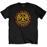 Alice In Chains Pine Emblem Shirt