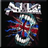 Asking Alexandria Flag Eater Magnet
