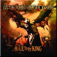 Avenged Sevenfold Hail To The King Magnet