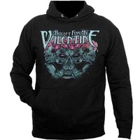 Bullet For My Valentine Crown Of Roses Hoodie