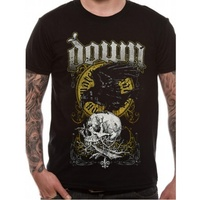 Down Swamp Skull Shirt