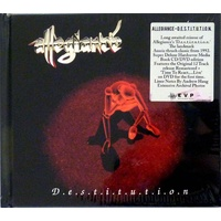Allegiance Destitution CD DVD Mediabook Re-issue