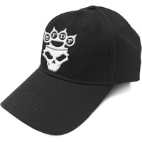 Five Finger Death Punch Logo Baseball Cap Hat