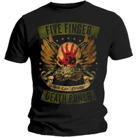 Five Finger Death Punch Locked & Loaded Shirt