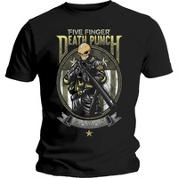Five Finger Death Punch Sniper Shirt