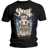 Ghost Ceremony & Devotion Shirt