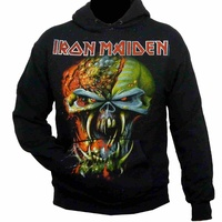 Iron Maiden Final Frontier Big Eddie Hoodie