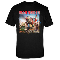 Iron Maiden Trooper Shirt