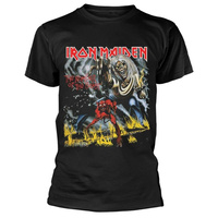 Iron Maiden Number Of The Beast Classic Shirt