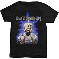 Iron Maiden Powerslave Mummy Shirt
