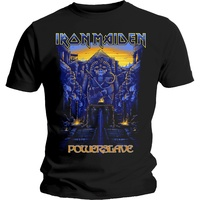 Iron Maiden Dark Ink Powerslave Shirt