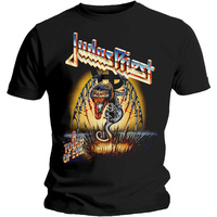 Judas Priest Touch Of Evil Shirt