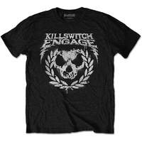 Killswitch Engage Skull Spraypaint Shirt