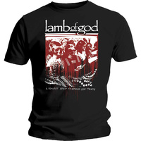 Lamb Of God Enough Is Enough Shirt