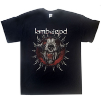 Lamb Of God Radial Shirt