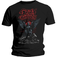 Ozzy Osbourne Angel Wings Shirt