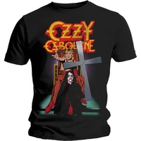 Ozzy Osbourne Speak Of The Devil Vintage Shirt