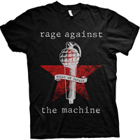 Rage Against The Machine Bulls On Parade Shirt