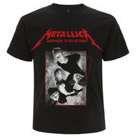Metallica Band Concrete Shirt