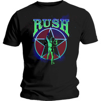 Rush 2112 Starman Shirt