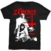 Rob Zombie Teenage Nosferatu Shirt