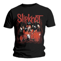 Slipknot Band Frames Shirt