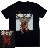 Slipknot Devil Single Logo Blur Shirt
