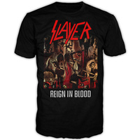 Slayer Reign In Blood Shirt