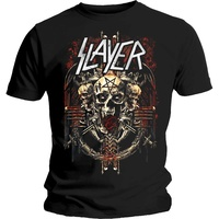 Slayer Demonic Admat Shirt