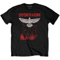 System Of A Down Dove Overcome Shirt