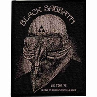 Black Sabbath US Tour 78 Patch