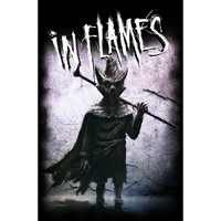 In Flames I The Mask Poster Flag