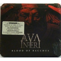 Ava Inferi Blood of Bacchus CD Digipak