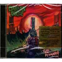 Cannabis Corpse Tube Of The Resinated CD