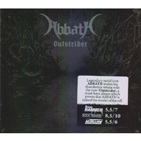 Abbath Outstrider CD Digipak